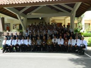 peserta ujian dan penguji