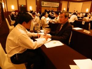 with Prof Yong Eu Leong (NUHS)