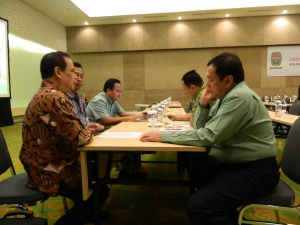 Faculty meeting tim pelatih