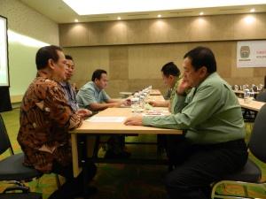 Faculty meeting tim pelatih