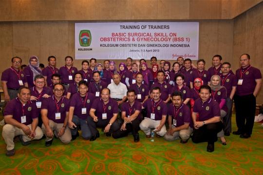 Pasukan ungu TOT BSS 1